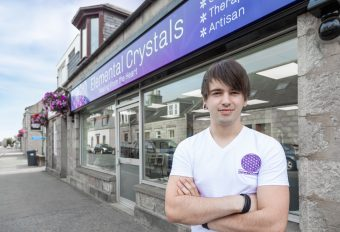 Engage PR | Expansion as holistic crystals store moves to larger